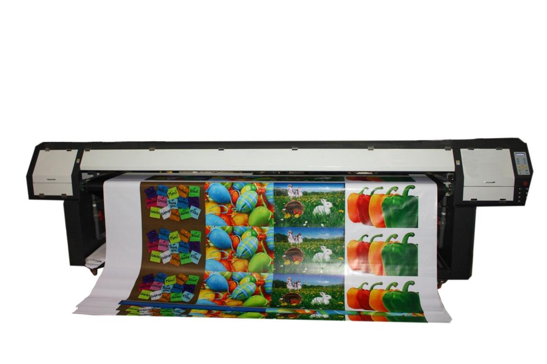 Как сделать печать на натяжных потолках