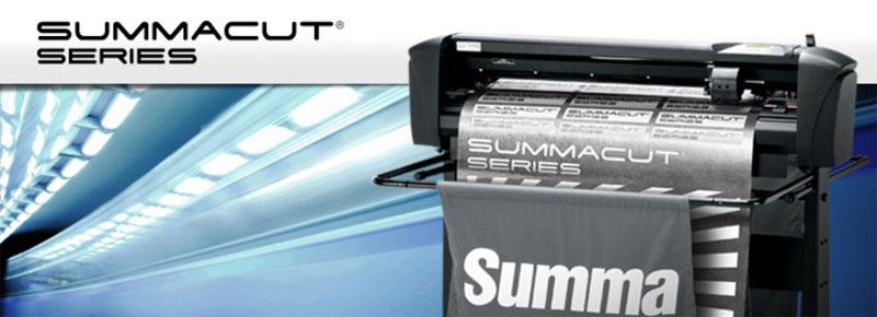 Рулонный режущий плоттер SummaCut D60 R-2E - Техно-Графика